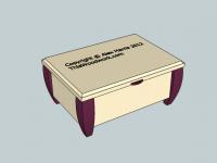 legged box image