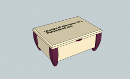 legged box image