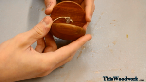 Make a wooden yo yo finally the two halves can be attached together if you have a really tight fit you might be able to simply push them together if this is not the case malvernweather Image collections