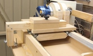 plans for a lathe duplicator